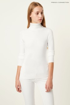 French Connection White Tunic