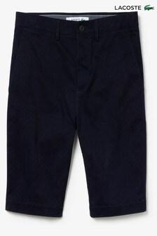 מכנסי צ'ינו קצרים של Lacoste®