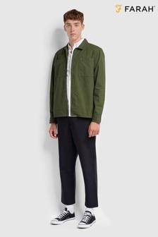 Farah Green Dallam Shirt
