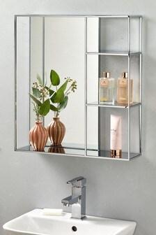 Shelving Wall Mirror (703566) | $115