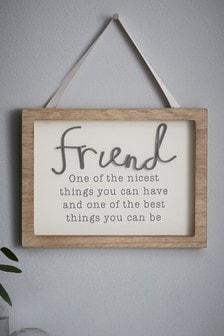 Zavesný citát o priateľstve