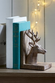 Stag Bookend
