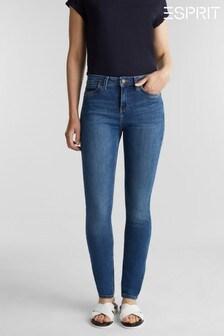 Esprit Blue Slim Denim Jeans