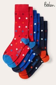 Boden藍色Favourite襪子