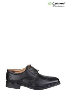 Cotswold Mickleton Lace-Up Brogue Shoes