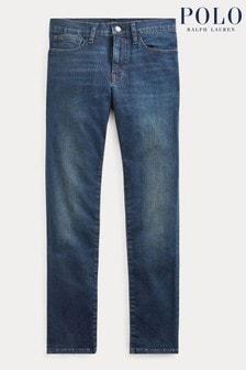 Ralph Lauren Dark Blue Skinny Denim Jeans