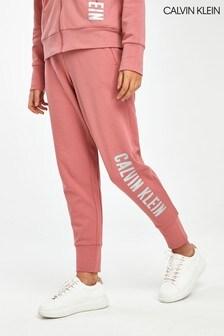 Calvin Klein Performance Branded Sweatpants
