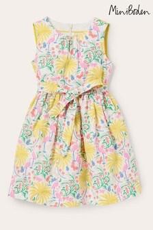 Boden Cream Vintage Dress