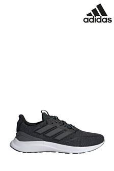 Темно-серые кроссовки для бега на белой подошве adidas Energy Falcon
