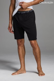 شورت نوم أسود من Calvin Klein