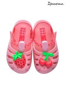 Ipanema Pink Strawberry Sandals