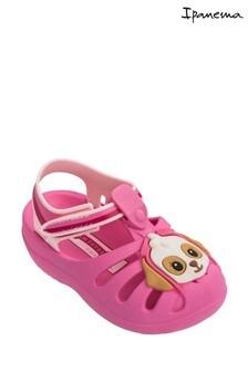 Ipanema Pink PAW Patrol Sandals