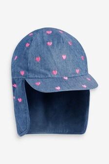 Heart Legionnaires Hat (Younger)