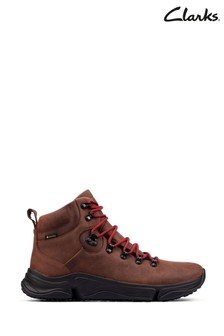 Clarks Tan Combi TriPathHiGTX Boots