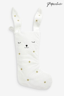 Paperchase Bunny Stocking