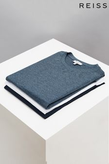 Reiss Bless 3 Pack Crew Neck T-Shirts