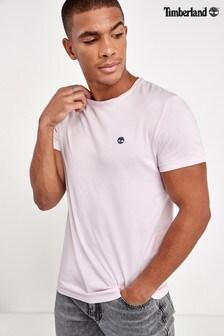 Timberland® Dunstan River T-Shirt in Slim Fit mitRundhalsausschnitt