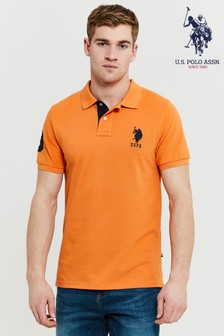 قميص بولو Double Horseman من U.S. Polo Assn.