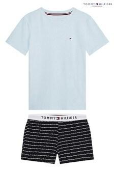 Tommy Hilfiger Blue Tommy Orignal Short Set