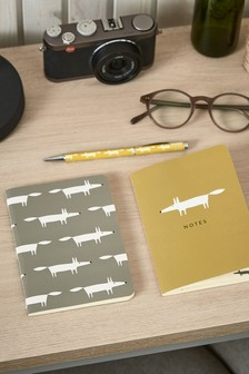 2 Pack Scion A6 Notebooks