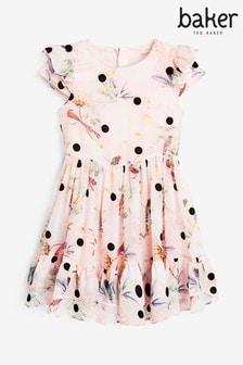 שמלהשלBaker byTed Baker עם נקודות