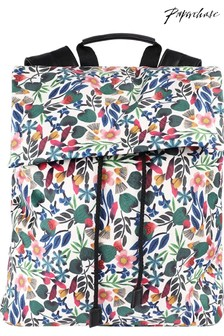 Paperchase Floral Backpack