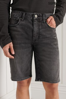 Superdry Slim Fit Denim Shorts
