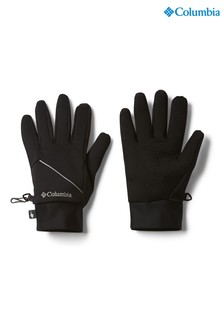 Columbia Mens Black Touch Screen Gloves
