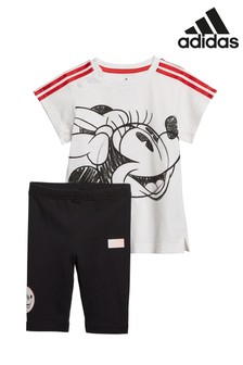 adidas Infant Minnie Mouse™ Dress And Legging Set