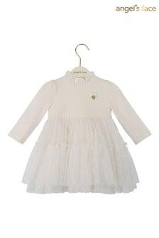 Angel's Face Snowdrop Dress