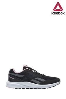 حذاء رياضي أسود/أبيض للجري منReebok
