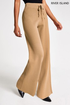 River Island Toffee Robertson Trousers