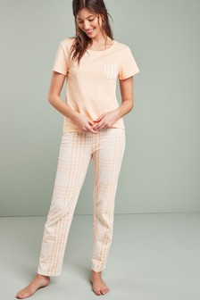 Cotton Blend Pyjamas