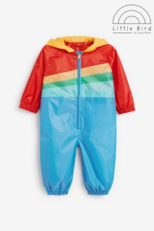 Little Bird Unisex Waterproof Puddlesuit