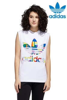adidas Originals Pride Flag タンクトップ