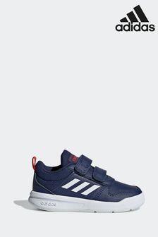 Темно-синие/белые кроссовки для малышейadidas Tensaur