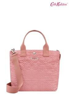 Petit sac fourre-tout en polyester Cath Kidston® Shadow Flowers