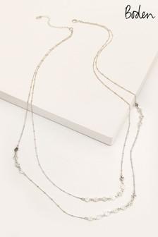 Boden Mini Disc Longline Necklace