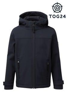 Tog 24 Blue Raven Kids Softshell Hoody Jacket