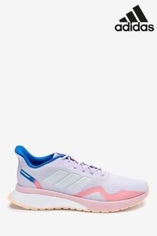 נעלי ספורטNova Fuse בצבע סגול בהיר מסדרתRun שלAdidas