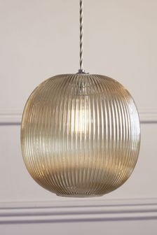 Champagne Hertford Easy Fit Lamp Shade