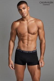 Calvin Klein Black Trunks