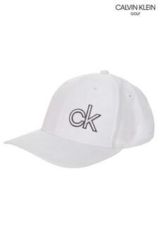 Белая кепка Calvin Klein Golf Jones