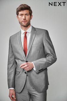 Anzug mit zwei Knöpfen: Jacke