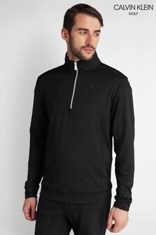 Calvin Klein Golf Orbit ハーフジップセーター