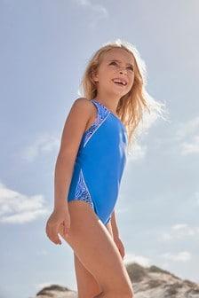Спортивный купальник (3-16 лет)