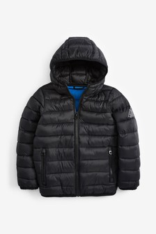 Shower Resistant Puffer Jacket (3-16yrs)