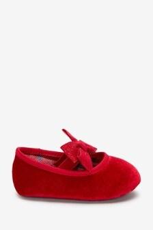 Туфли для малышей Mary Jane (0-18мес.)