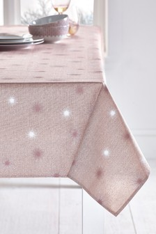 Wipe Clean Table Cloth With Linen (740400)   $37 - $43