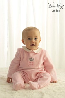 Rachel Riley Pink My Little Princess Babygrow